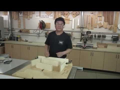 Make an Accurate Box Joint Jig, Simple and Fast - YouTube. I wish this guy had been my wood shop teacher. I had to teach my self, the hard way. Great tutorial