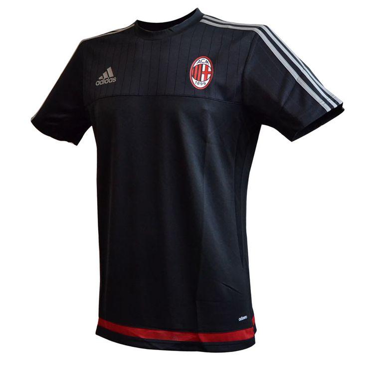 Milan Maglia Allenamento Nera 2015-16