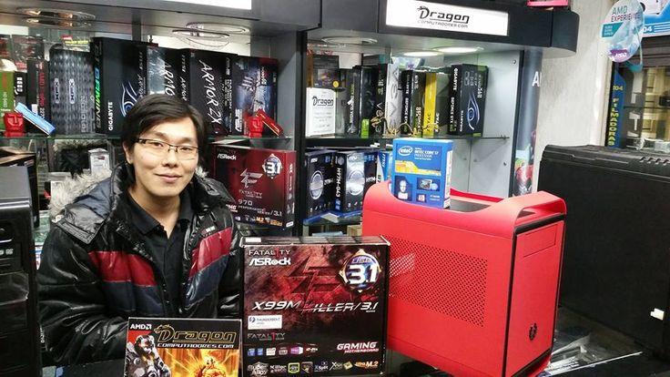 Produtos ASRock vcs vão achar aqui na Dragon Computadores. Com nosso diferencial que é atendimento de qualidade, com transparencia e confiança. E quem ai não conhece essa figuraça?!! #equipedragon #japonesnerd #elearrasa #conhecimentotop #sóaquinaDragon #soluçãoperfeitapvc