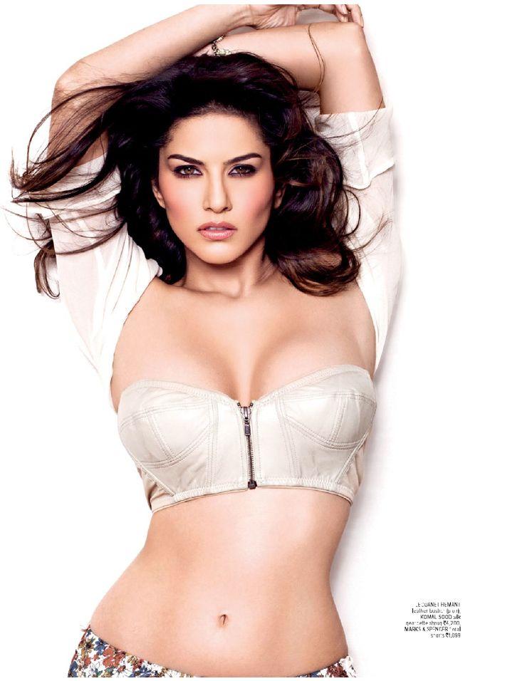 Sunny Leone Hot Stills From Maxim India Nov 2013  World Actress Photos  November Und Leon-5174