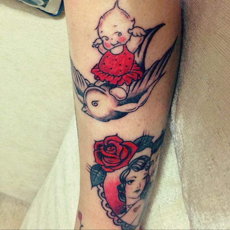 Black Baby Doll Tattoo: 151 Best Images About Kewpie