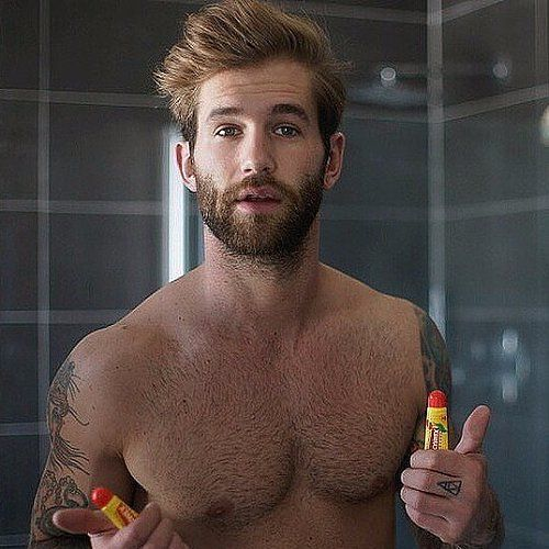 41 Bearded Men So Hot, They Will Melt Your Computer Screen: Please move to a room where nobody else is present, because you're going to need a moment to yourself after seeing these superhot guys with beards.