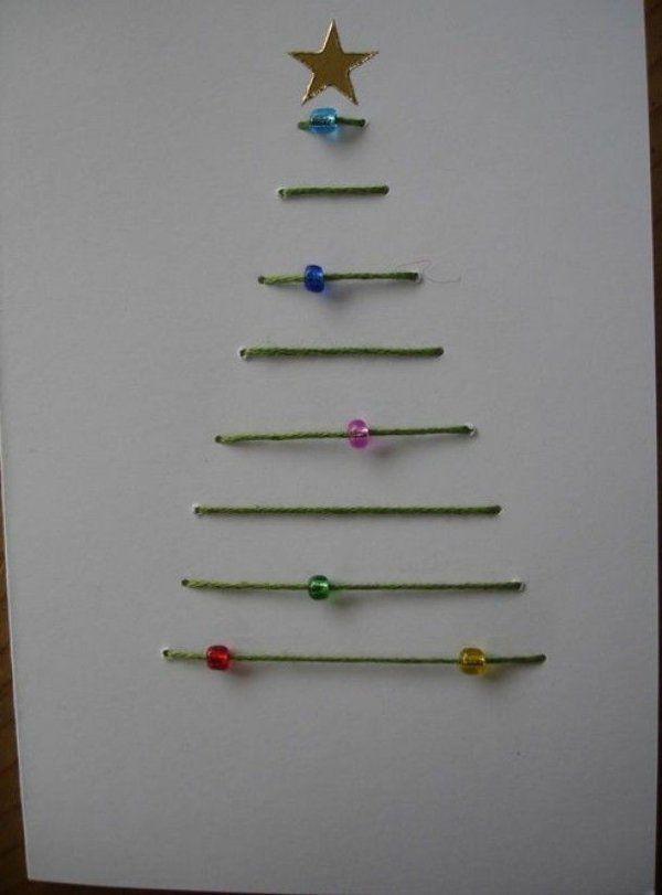 Weihnachtskarten basteln - einfacher als Sie denken                                                                                                                                                      Mehr