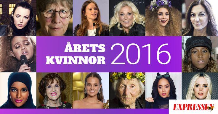 På den internationella kvinnodagen, 8 mars, listar Expressen traditionsenligt Årets kvinnor. Professor Agnes Wold toppar årets 100-lista.