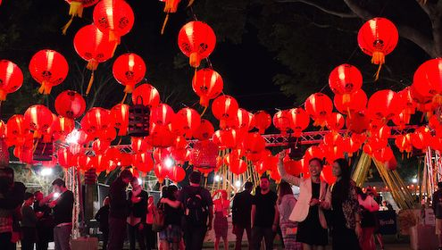 Night Noodle Market - coming as part of OzAsia in September