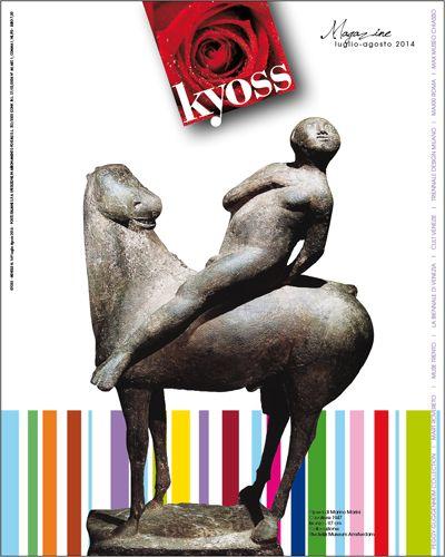 Intervista speciale al fotografo internazionale #MustafaSabbagh , l'artista #MaffeoDarcole , lo scultore #AlessandroGuardini , le mostre nei musei più importanti d'Italia, #Mart #MUSE #Maxmuseo #PeggyGuggenheim #MAXXI, la #BiennaleArchitettura14 a #venezia e molto altro ancora. Seguiteci anche su http://kyossplus.tumblr.com