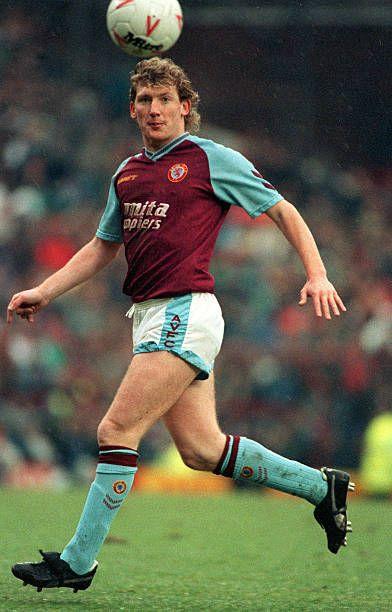 Kevin Gage Aston Villa 1990