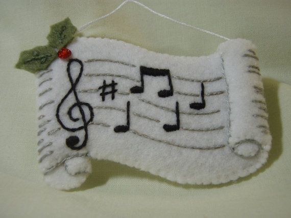 Felted Bucilla DRUMMER BOY COLLECTION Christmas Ornament