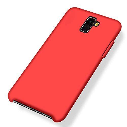 Jeeri Case Kompatibel Mit Galaxy A6 Plus Hulle Transparent Silikon Handyhulle Tpupc Flexibel Schutz Bumper Case Ul Phone Cases Phone