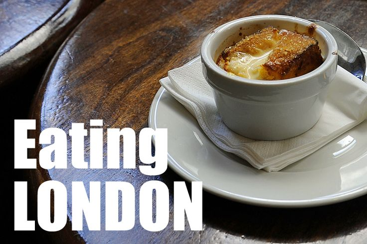 From the finest curries to the best fish 'n' chips in London. Eating London