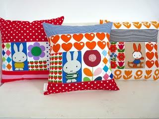 nijntje cushions