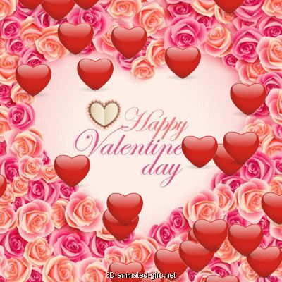 free valentine greeting wall papers | Love Picture Animation on Gifs Greetings Flash 3d Hd E Card Pink Roses ...