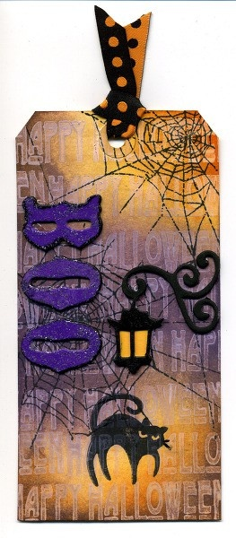 TH Halloween Tag