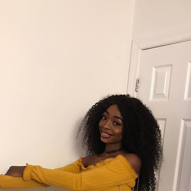 High Qaulity #Nadula Brazilian Kinky Curly 3 Bundles Deal,Bouncy And Soft,The Way To Be Chic.