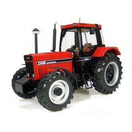TRACTEUR CASE INTERNATIONAL 1455 XL (1986) - 2ND GENERATION - EDITION LIMITEE - Echelle 1/16 #Case #Tractor #Farming #UH4159 #UHobbies www.universalhobbies.biz