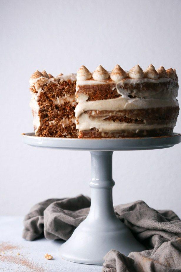 Gluten Free Queen Elizabeth Cake
