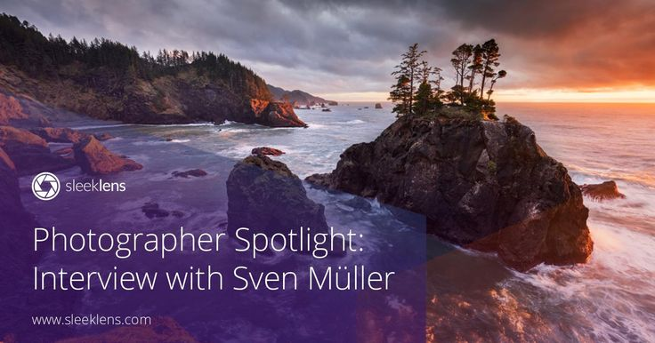 Welcome to another photographer spotlight interview! Sven Müller is a landscape photographer from Germany. Get to know all his tips and tricks!