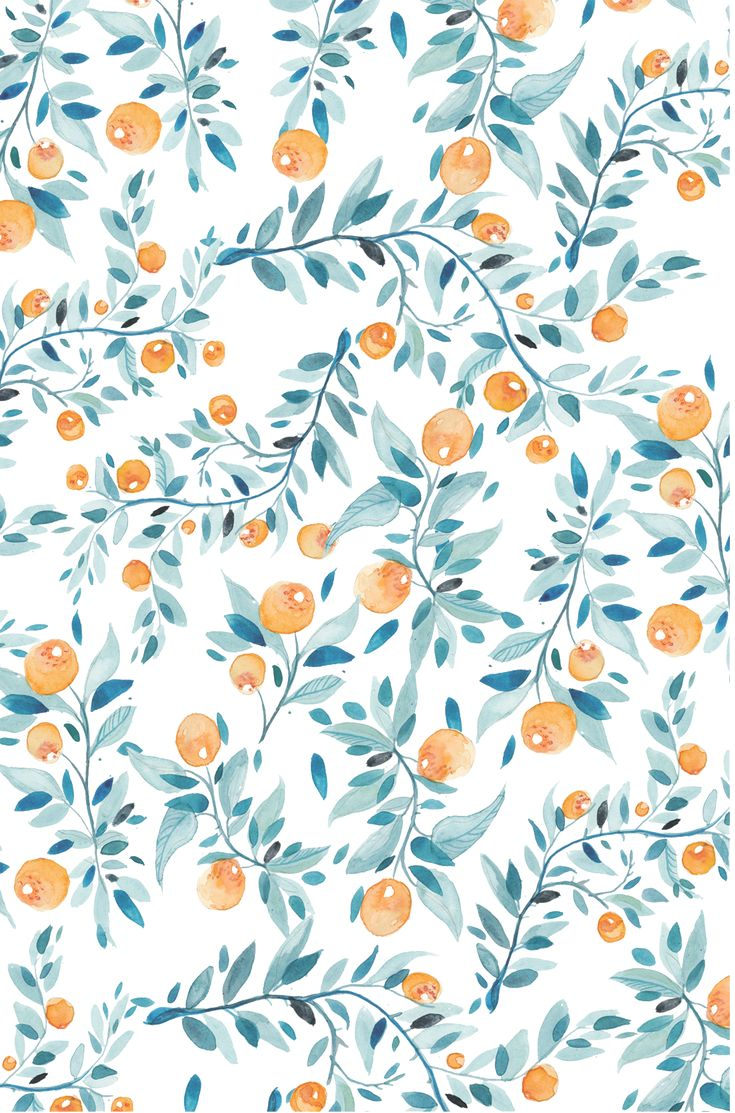 #Orange #Tree. #Casetify #iPhone #Art #Design #Fruit #Floral <a class=
