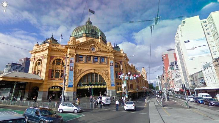 Flinders Street Station | Melbourne | 13 Dec 2011