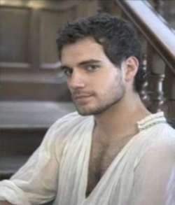 "Henry Cavill as Charles Brandon, Lord Suffolk on ""The Tudors"""