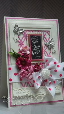 Flowers, Ribbons and Pearls: Friday Freebie 118