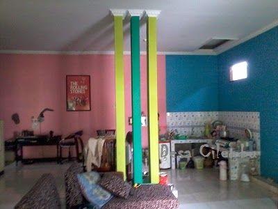 Rumah Minimalis dengan Pagar