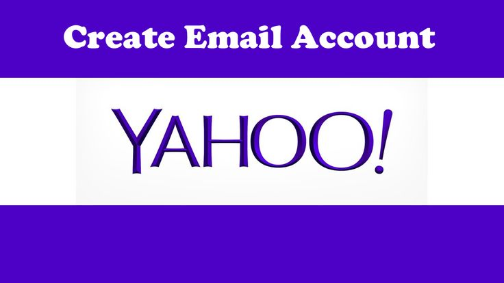 Create email account yahoo how to create ymail account
