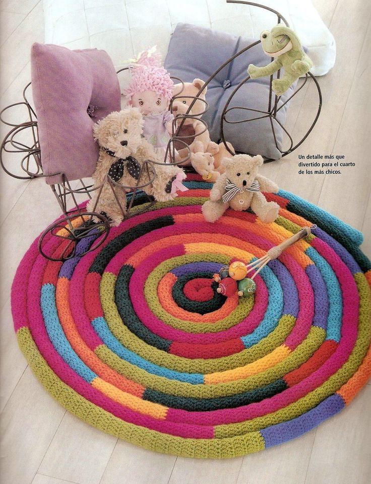 Las 25 mejores ideas sobre alfombra tejida en pinterest y for Las mejores alfombras