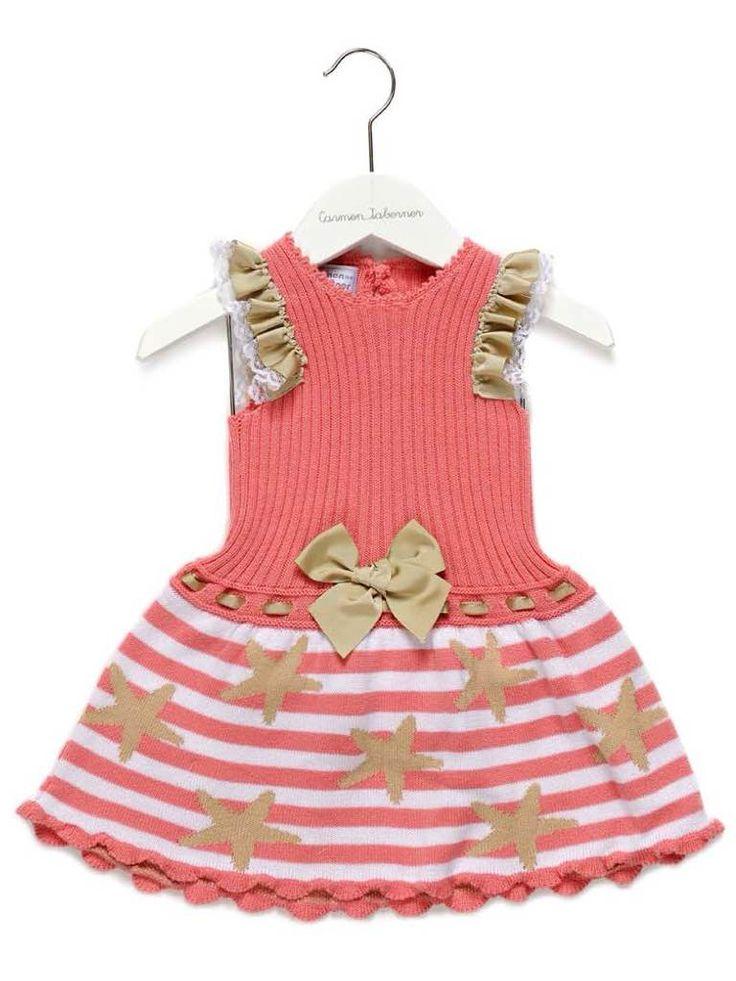 Carmen Taberner Coral Dress