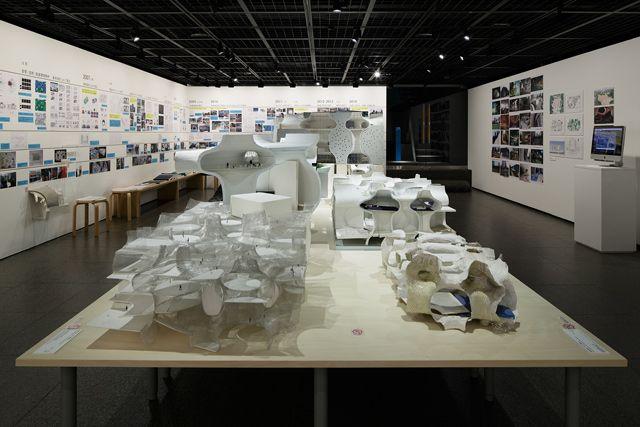 伊東豊雄展、9年にわたる「台中メトロポリタンオペラハウス」建築の軌跡 (2/2)|デザイン|Excite ism(エキサイトイズム)