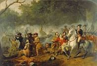 The start of the revolution. The French and Indian war.