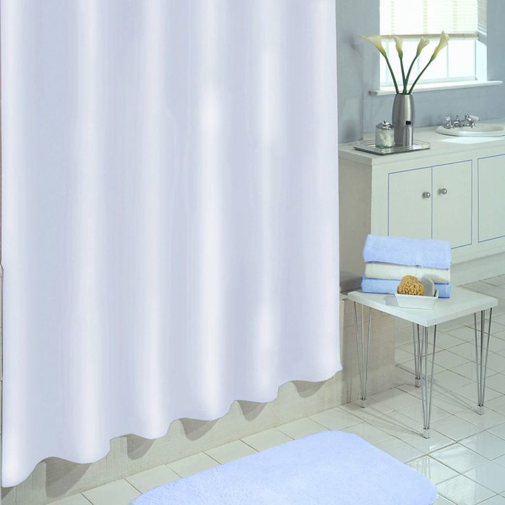 Best Shower Curtain Liner With Magnets
