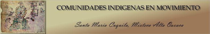 Breve Recorrido Histórico Por Santa María Cuquila. Idea original: Roxana Kozyra