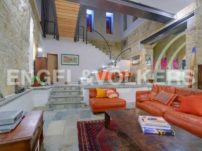 Charming Stunning Designer Finished House Of Character, Zejtun, Malta. Contact Me On  +356