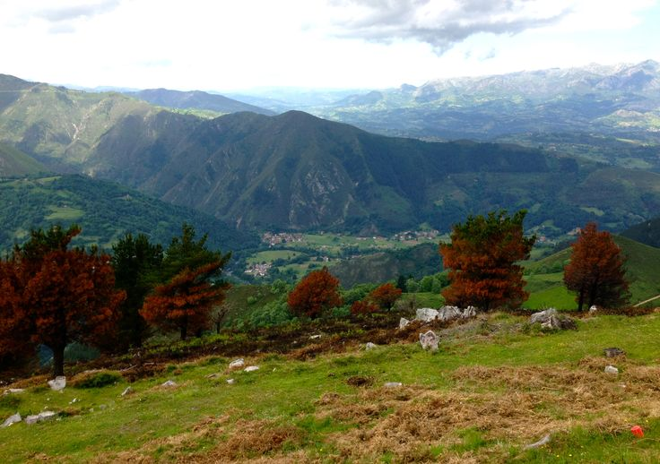 Seguenco, Asturias, Spain