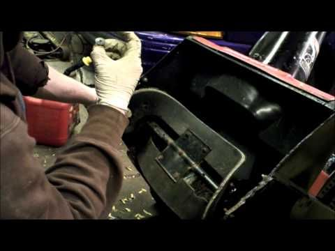▶ Renew your Toro snowblower Paddles DOUBLE THE LIFE ccr 1000 2000 3000 3650 2450 - YouTube