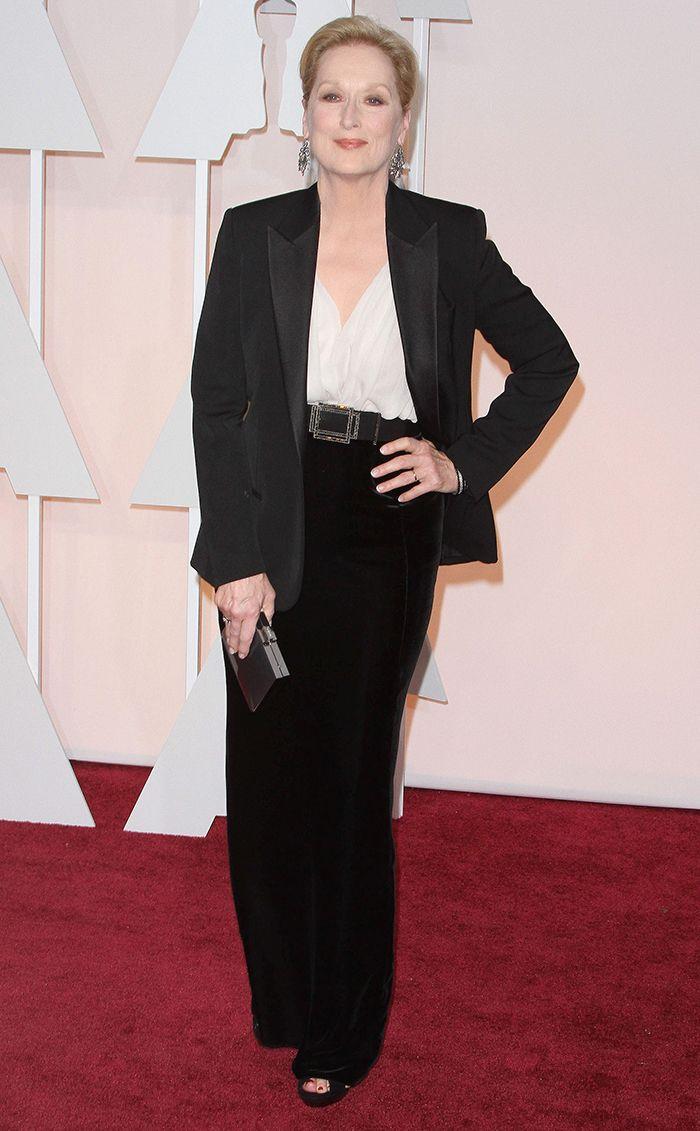 Meryl Streep i Lanvin