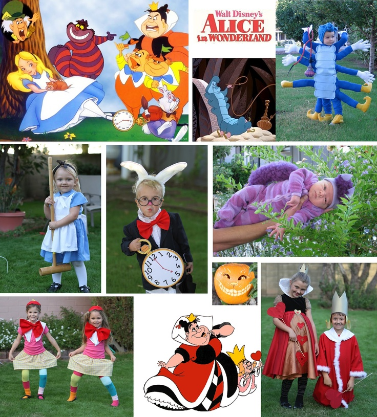 alice in wonderland costumes via the weisse guys holidays halloween pinterest alice in. Black Bedroom Furniture Sets. Home Design Ideas