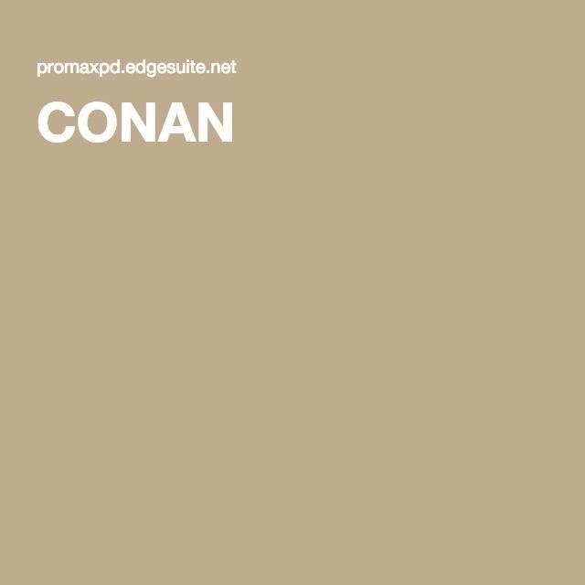 CONAN Comicon 2