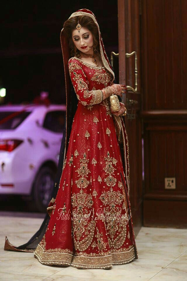 In This Article You Will Find Latest Pakistani Bridal Dresses 2018 For Barat Day With Pictures The Best Designers Available
