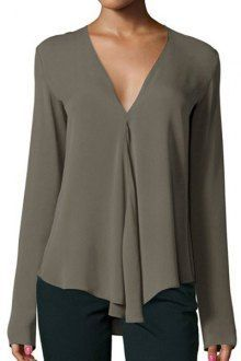 Blouses For Women | Long And Cute Blouses For Women Online | ZAFUL - womens white short sleeve blouse, womens blue blouse, no sleeve blouse *sponsored https://www.pinterest.com/blouses_blouse/ https://www.pinterest.com/explore/blouse/ https://www.pinteres