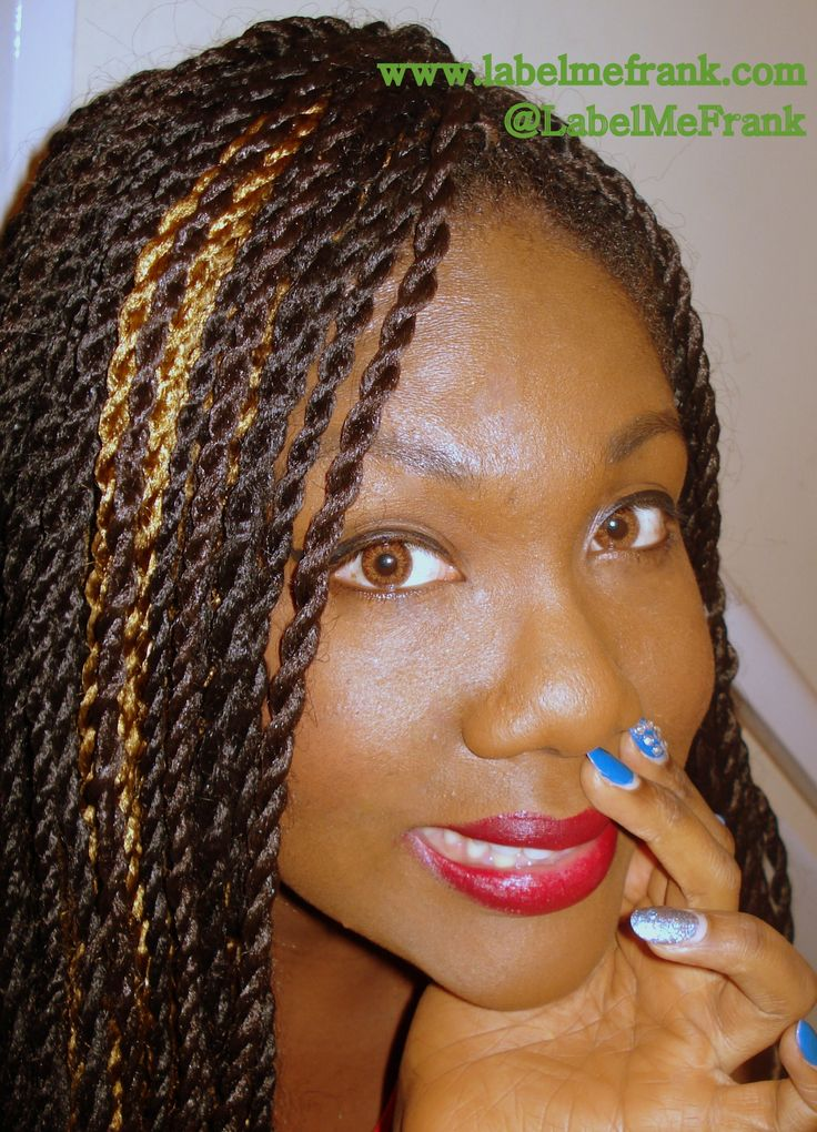 Kinky Twist Crochet Hair Styles : ... Crochet Styles on Pinterest Dreads, Braid tutorials and Crochet