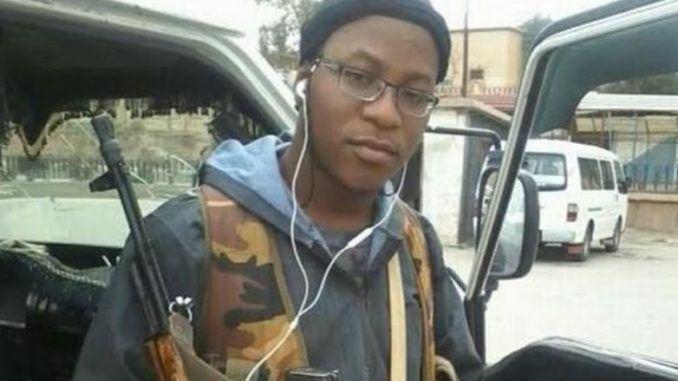 Zimbabwean terrorist ISIS man killed in Syria - http://zimbabwe-consolidated-news.com/2017/05/26/zimbabwean-terrorist-isis-man-killed-in-syria/