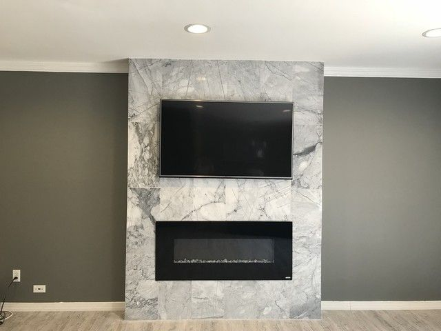 Customer Room Gallery The Tile Shop Feature Wall Living Room Fireplace Feature Wall Marble Wall Tiles