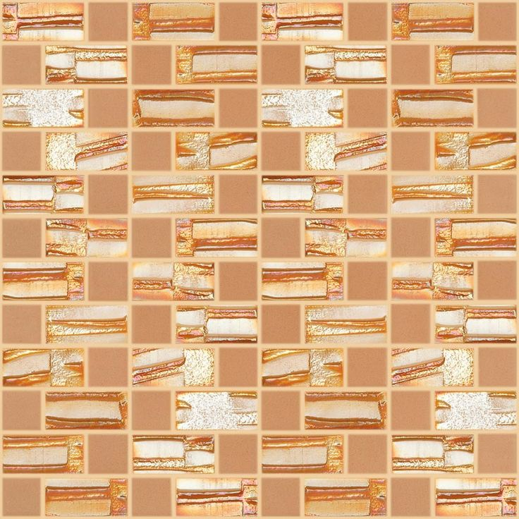 Mineral Tiles Eco Friendly Iridescent Glass Tile Square Pattern Caramel 18 95 Http
