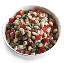 White Bean Salad - The Blood Sugar Solution