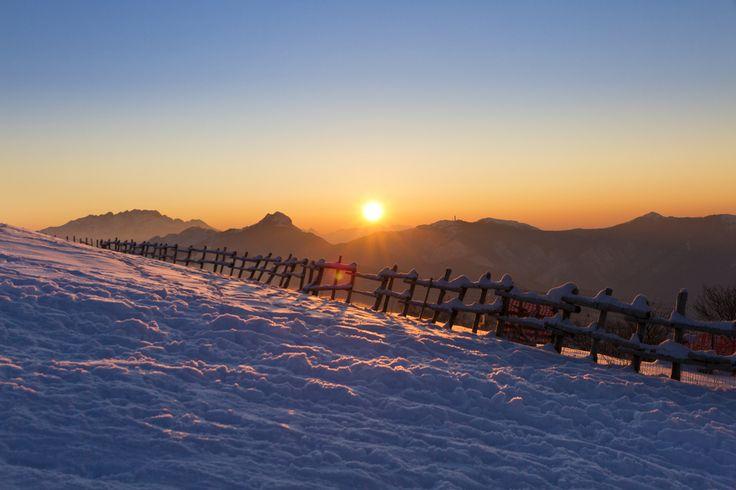 Lezione 2: Fotografare in montagna con la neve
