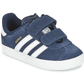 Baskets+basses+adidas+Originals+GAZELLE+2+CF+I+Bleu+marine+43.99+€