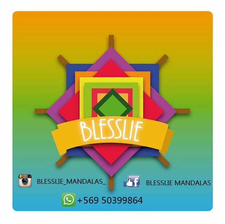 Síguenos en nuestro instagram blesslie_mandalas_ 🙏🏻