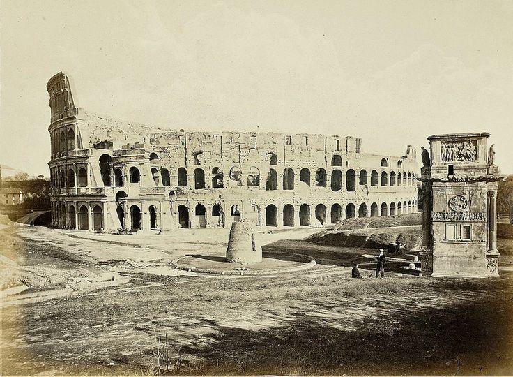 Colosseo 1860